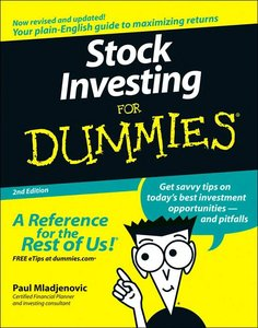 Stock Investing for Dummies (repost)
