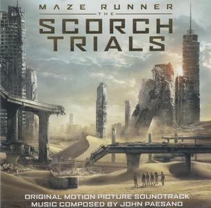 John Paesano - The Maze Runner: The Scorch Trials (Original Motion Picture Soundtrack) (2015)