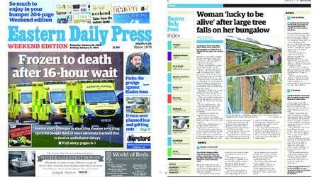 Eastern Daily Press – January 20, 2018