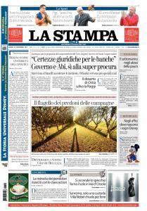 La Stampa Imperia e Sanremo - 20 Novembre 2017