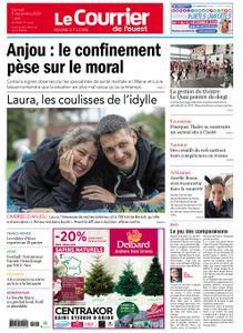 Le Courrier de l'Ouest Angers – 05 décembre 2020