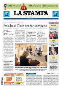 La Stampa Imperia e Sanremo - 19 Giugno 2018