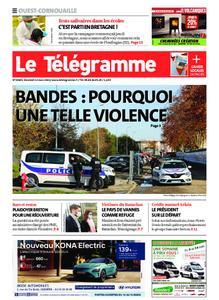 Le Télégramme Ouest Cornouaille – 12 mars 2021