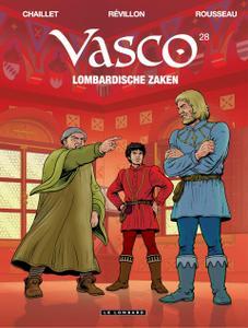 Vasco - 28 - Lombardische Zaken