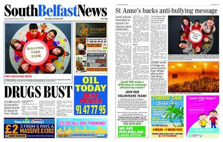 South Belfast News – October 20, 2017
