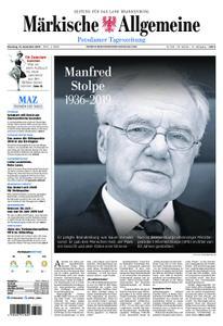 Märkische Allgemeine – 31. Dezember 2019