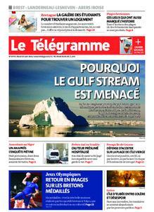 Le Télégramme Brest Abers Iroise – 10 août 2021