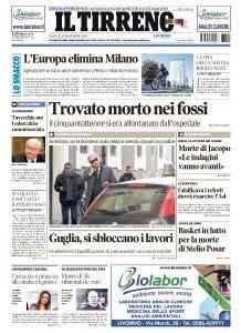 Il Tirreno Livorno - 21 Novembre 2017
