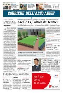 Corriere dell'Alto Adige - 27 Maggio 2018