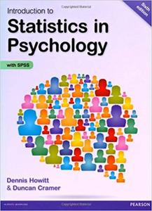 Introduction to Statistics in Psychology 6th Edition