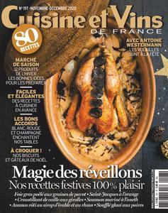 Cuisine et Vins de France - novembre 2020