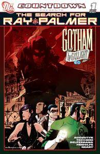 Countdown Presents the Search for Ray Palmer Gotham by Gaslight 001 2007 Digital