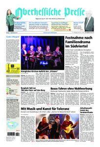 Oberhessische Presse Marburg/Ostkreis - 01. September 2017