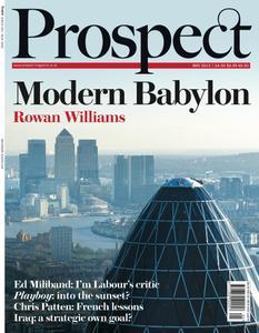 Prospect Magazine - May 2012