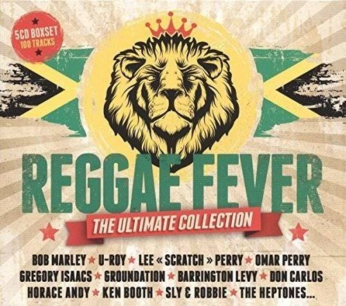 Various Artists - Reggae Fever: Ultimate Collection (2016)