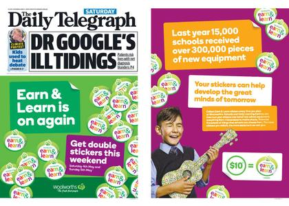 The Daily Telegraph (Sydney) – May 04, 2019