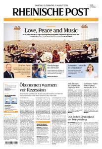 Rheinische Post – 10. August 2019
