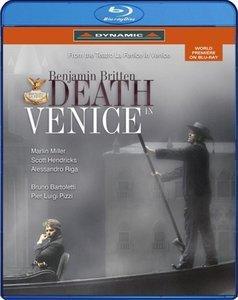 Bruno Bartoletti, Orchestra of La Fenice Theatre of Venice - Britten: Death in Venice (2013) [Blu-Ray]