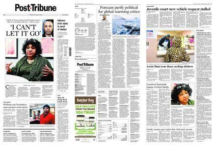 Post-Tribune – January 03, 2018