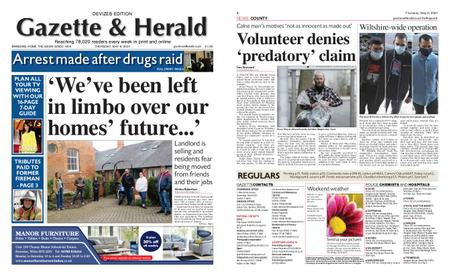 Gazette & Herald – May 06, 2021