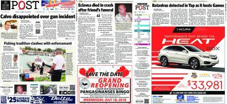 The Guam Daily Post – July 13, 2018