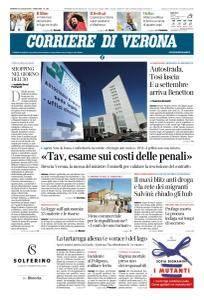 Corriere di Verona - 13 Luglio 2018