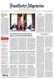 Frankfurter Allgemeine Zeitung F.A.Z. - 03. März 2018