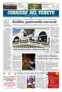 Corriere del Veneto Venezia e Mestre – 12 ottobre 2019