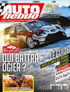 Auto Hebdo - 23 janvier 2020