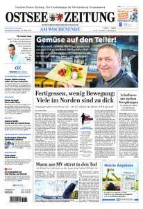 Ostsee Zeitung Wolgast - 03. März 2018