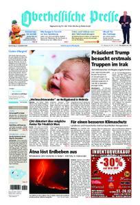 Oberhessische Presse Marburg/Ostkreis - 27. Dezember 2018