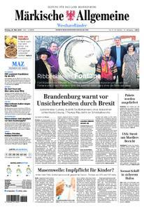 Märkische Allgemeine Westhavelländer - 25. März 2019