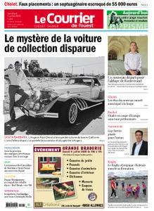 Le Courrier de l'Ouest Cholet – 03 juillet 2020