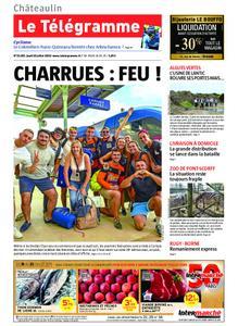 Le Télégramme Châteaulin – 18 juillet 2019