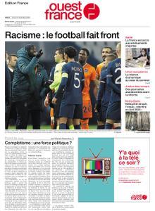 Ouest-France Édition France – 10 décembre 2020