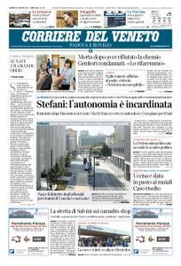 Corriere del Veneto Padova e Rovigo – 21 giugno 2019