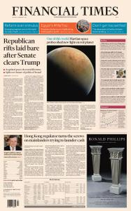 Financial Times Asia - February 15, 2021