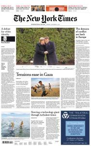 International New York Times - 12 November 2018