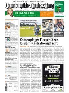 Lauenburgische Landeszeitung - 30. September 2017