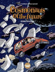 Europe Comics-Cosmonauts Of The Future Vol 03 Resurrection 2018 Hybrid Comic eBook