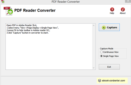 Ebook-Converters PDF Reader Converter 2.16.725.369