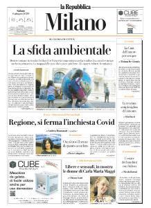 la Repubblica Milano - 6 Giugno 2020