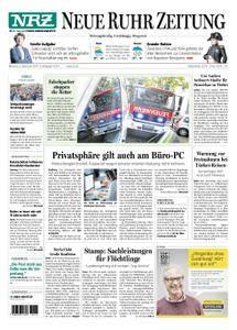 NRZ Neue Ruhr Zeitung Essen-Postausgabe - 06. September 2017