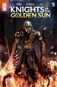 Knights of the Golden Sun 006 2019 Digital FireLord