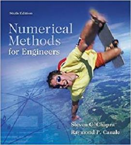 Numerical Methods for Engineers, Sixth Edition [Repost]