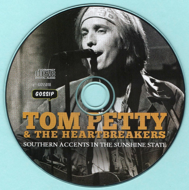 Tom Petty & The Heartbreakers - Southern Accents In The Sunshine State (2015) Re-Up