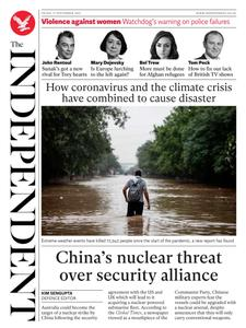 The Independent  - 17 September 2021