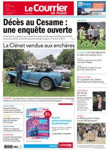 Le Courrier de l'Ouest Angers – 10 mai 2021