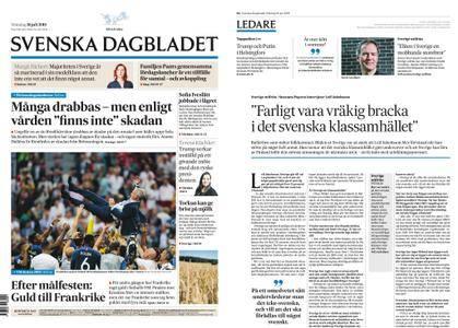 Svenska Dagbladet – 16 juli 2018
