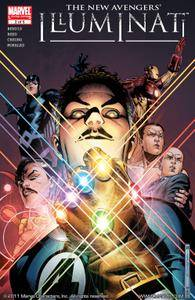 New Avengers - Illuminati 02 of 05 2007 digital